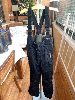 Pantalones napapijri Esqui talla 10 años