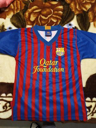 Camiseta de niño Futbol Club Barcelona
