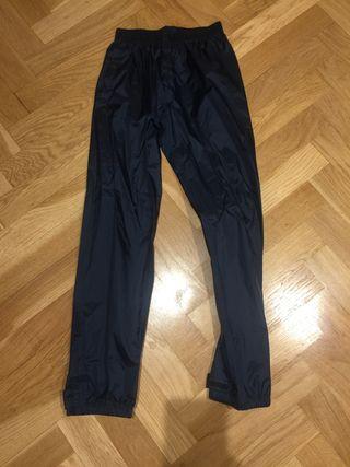 Pantalones impermeables niño