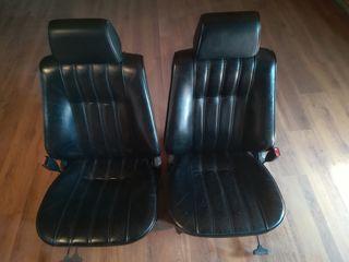 asientos cuero bmw e30
