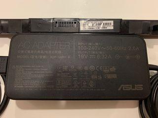 Cargador Y Bateria Original Asus GL552VW