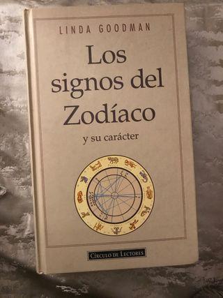 Libro sobre horóscopo