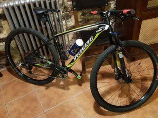 Bicicleta Specialized stumpjumper Ht comp
