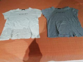 Pack de 9 camisetas niño
