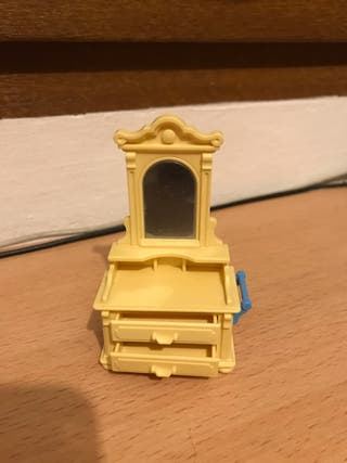 Playmobil cómoda con espejo casa victoriana
