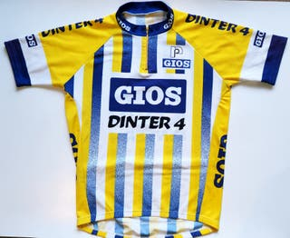 Maillot GIOS DINTER 4 Talla XL dabe