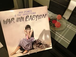 Vinilo Max Romeo & The Upsetters - War Ina Babylon
