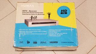 Receptor satelite Humax HDCI 2000