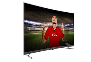 "TELEVISIÓN CURVO 55"" SMART TV TCL 55DP670"