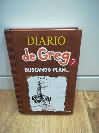 libro Diario de Greg 7