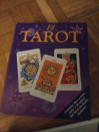 cartas mas libro tarot