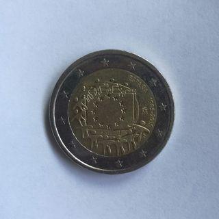 Moneda 2€ conmemorativa Europa