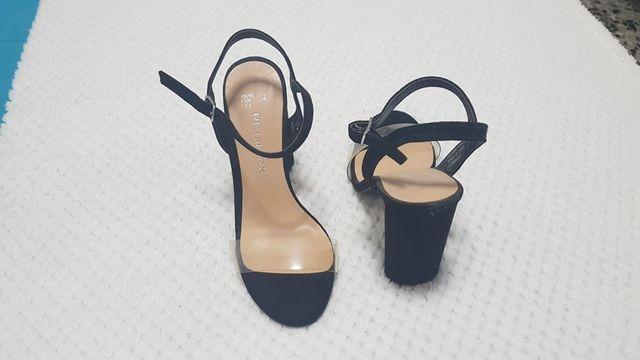 Sandalias como nuevas...