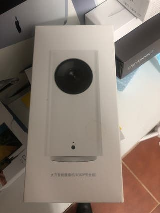 Cámara vigilancia 1080p wifi