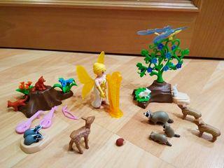 Hada con Animales Playmobil