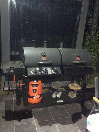 Barbacoa Char Griller