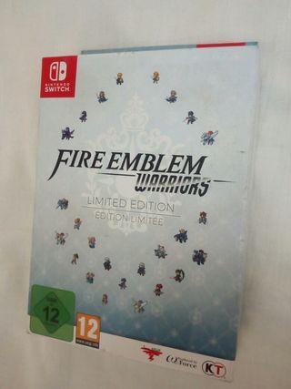Switch - Fire Emblem Warriors (NUEVO)