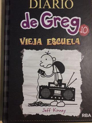 Diario de Greg n*10