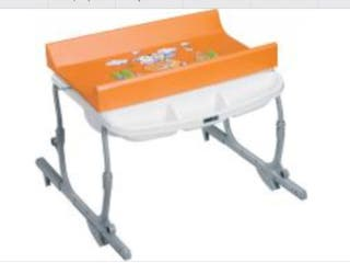 Bañera cambiador Idro Baby Cam. 0-12m