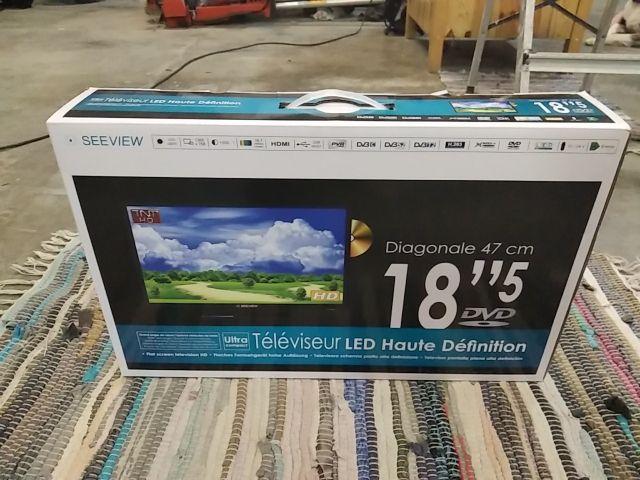 """televisor camper 12/220V 18'5"""" NUEVA"""