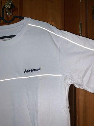 Camiseta Con Reflectante