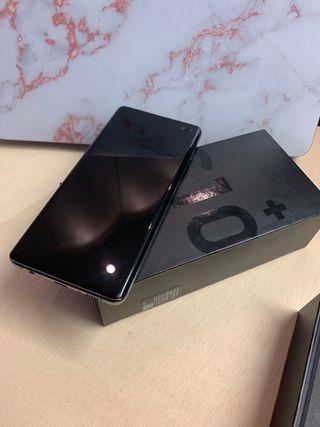 Samsung galaxy s10 plus 1tb negro