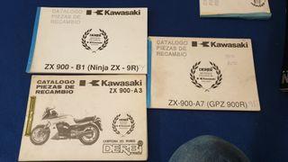 kawasaki gpz 900 zx
