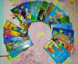 Colección de 22 libros Disney