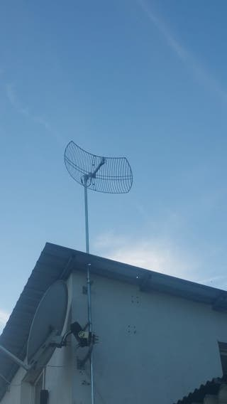 Antena wifi largo alcance