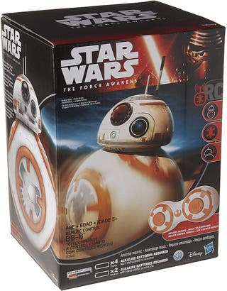 Star Wars Remote Control BB-8 Droid Robot Juguete