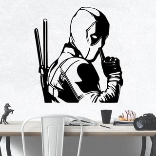 PEGATINA DEADPOOL vinilo decorativo