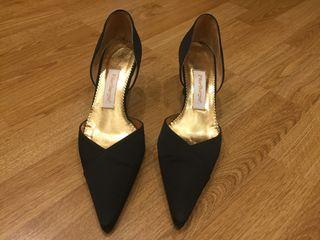 Zapatos tacon talla 36