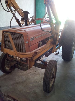 Tractor pala Barreiros 50 55