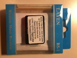Adaptador Bluetooth Bose Dock Serie 1 BS-1 Layen