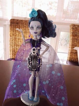 Monster High Elle Eedee Boo York