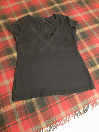 camiseta de lactancia talla L