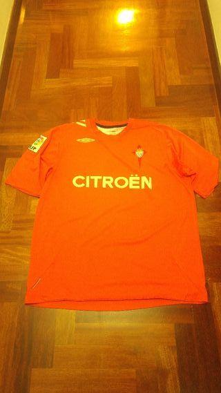 Camiseta Celta de Vigo 2006-2007
