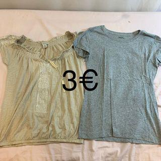 Pack camisetas