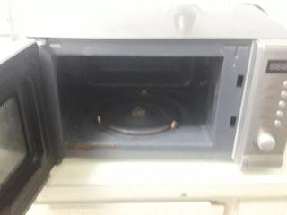 microondas medida estándar