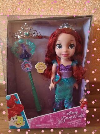 Nueva!! Princesa Ariel+ complementos
