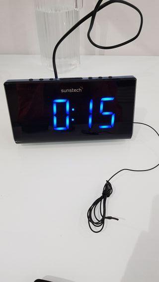 Reloj números gigantes