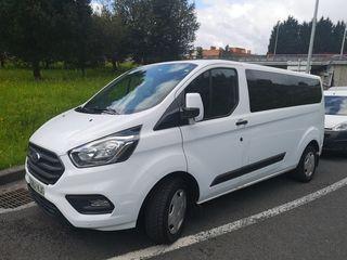 furgo camper Ford Transit Custom 2018