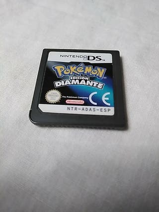 Pokémon diamante Nintendo ds