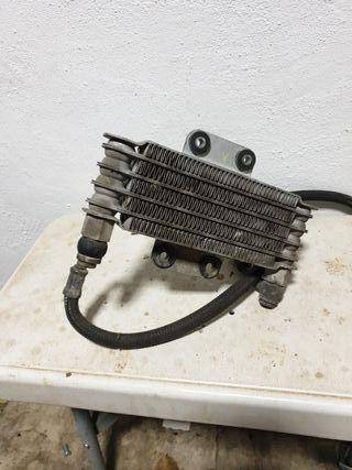 radiador agua hyosung gt 125