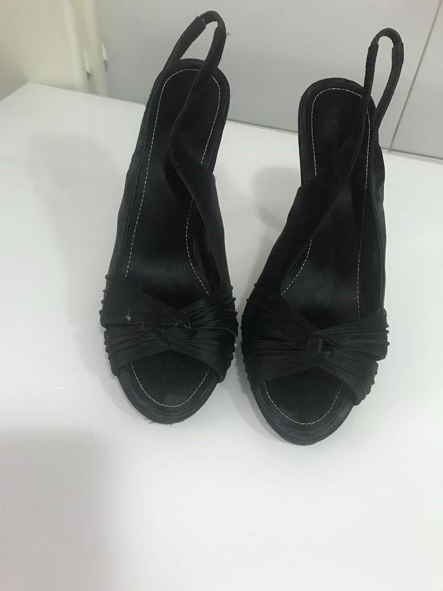 Zapatos tacón fiesta Gloria Ortiz