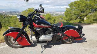Kawasaki Drifter VN800 / Indian