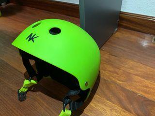 Casco de skate/bici