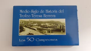 TERESA HERRERA 50 ANIVERSARIO
