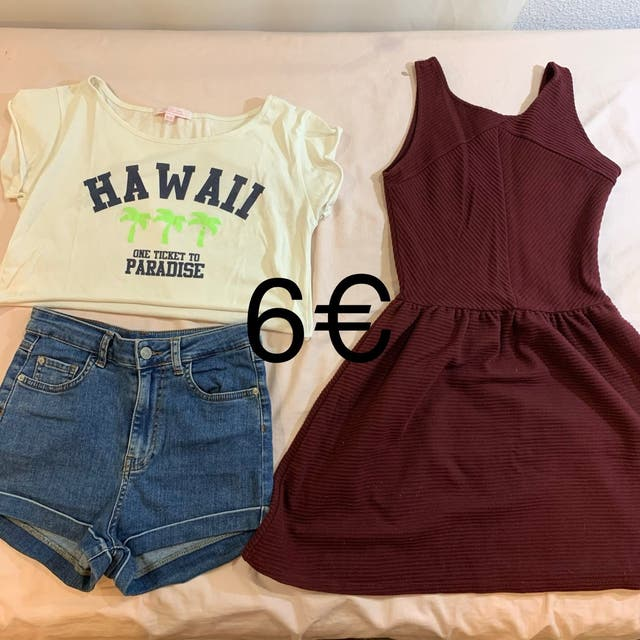 Pack ropa chica