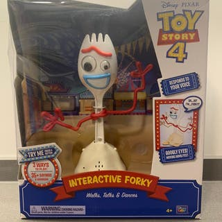 Forky interactivo Toy Story 4